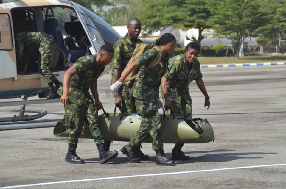 NAF MOVES TO ENHANCE MEDICAL, CASUALTY EVACUATION CAPABILITIES