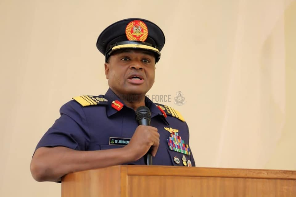 UNIJOS PUBLIC LECTURE: NAF CONDUCTS OPERATIONS WITH EXTREME CAUTION TO MINIMIZE COLLATERAL DAMAGE WHILE UNDERTAKING HUMANITARIAN PROGRAMMES TO WIN THE HEARTS OF CIVIL POPULACE - CAS